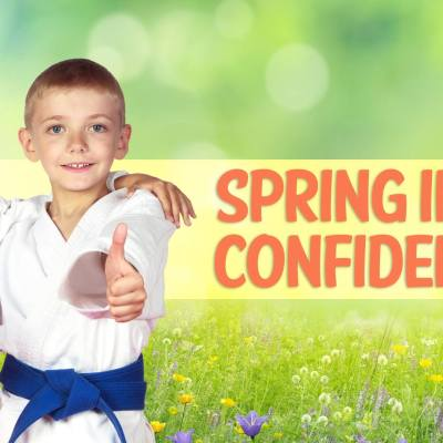 Kicking up confidence with Kicks Karate!
