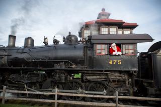 Santa's Paradise Express