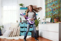 Rocking guitar from Electronic Music Inventor Kit (Photo: littleBits)