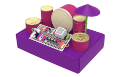 Air drum from Electronic Music Inventor Kit (Photo: littleBits)