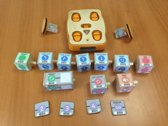 KIBO 10 Kit (Photo: KinderLab Robotics)