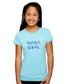 Nasa Girl shirt (Photo: Moxie & Stars)