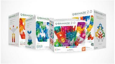 Q-BA-MAZE 2.0 Cube Sets (Photo: MindWare)