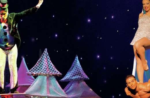 Cirque Dreams Holidaze at MGM National Harbor - Adventure Moms DC