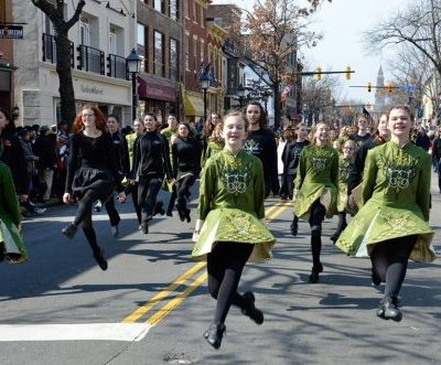 Old Town Alexandria's St. Patrick's Day Parade