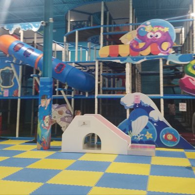 Indoor Play at Hyper Kidz