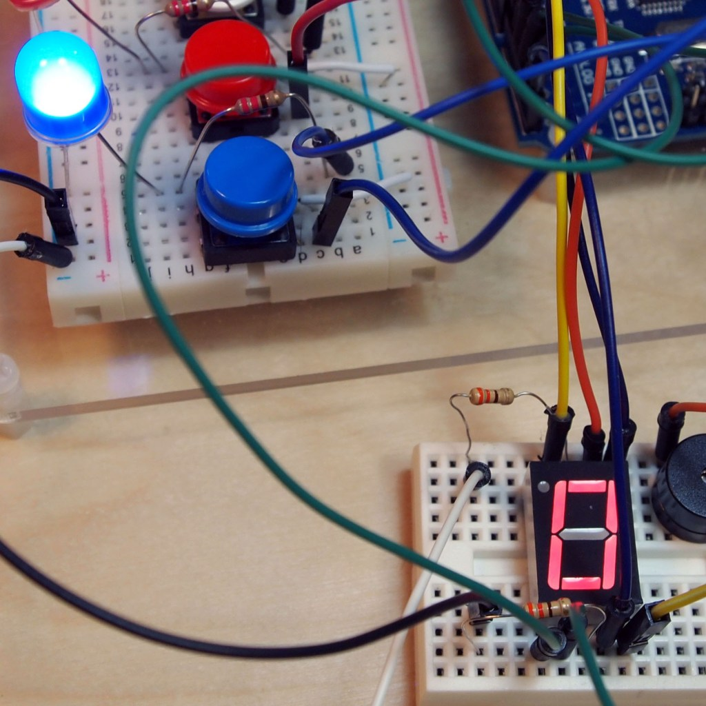 Circuits from MakeCrate project