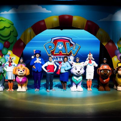 Ruff Ruff Rescue at PAW PATROL LIVE!