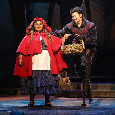 Into the Woods for a Date Night