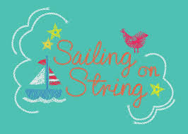 Sailing on String logo