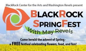 Spring Fest Flyer