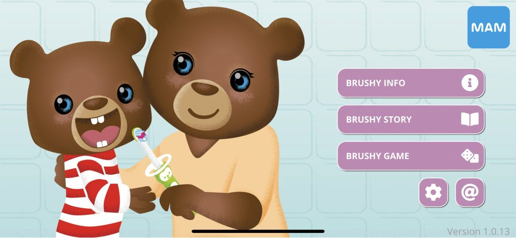 Brushy Time App