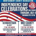 Germantown Glory Fireworks 2019