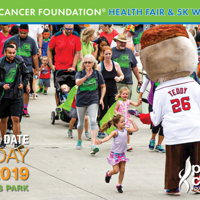 Prevent Cancer Foundation's Annual Health Fair and 5k Walk/Run