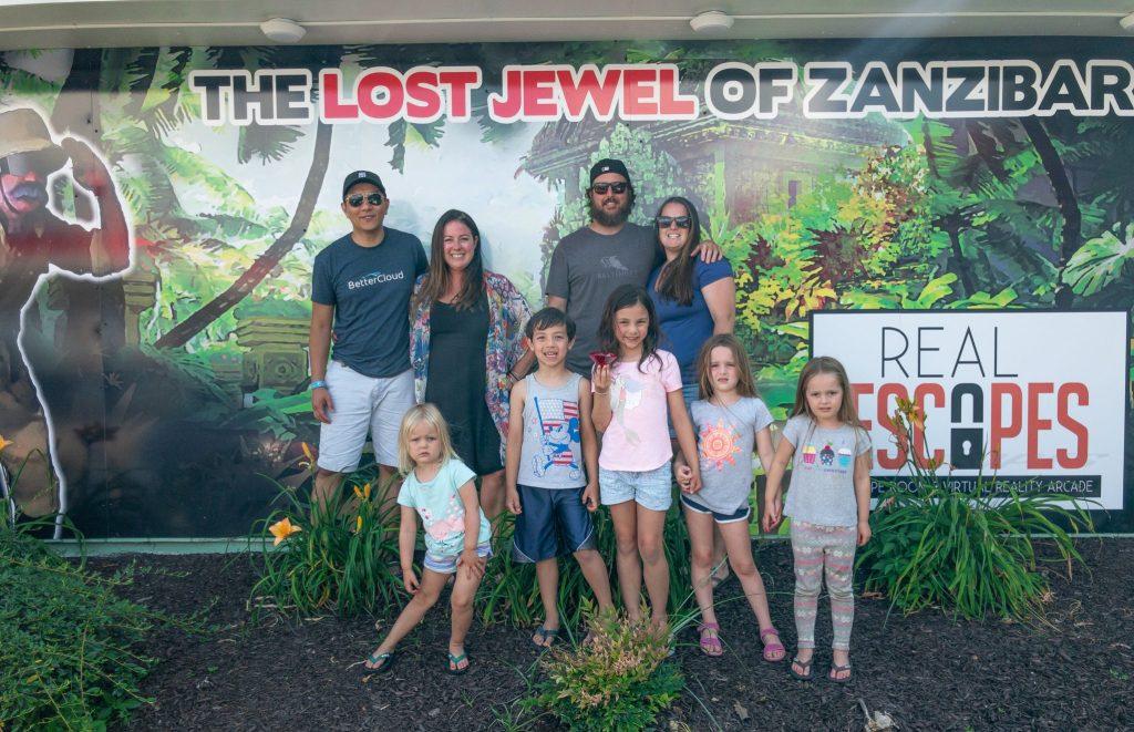 Lost jewel of zanzibar