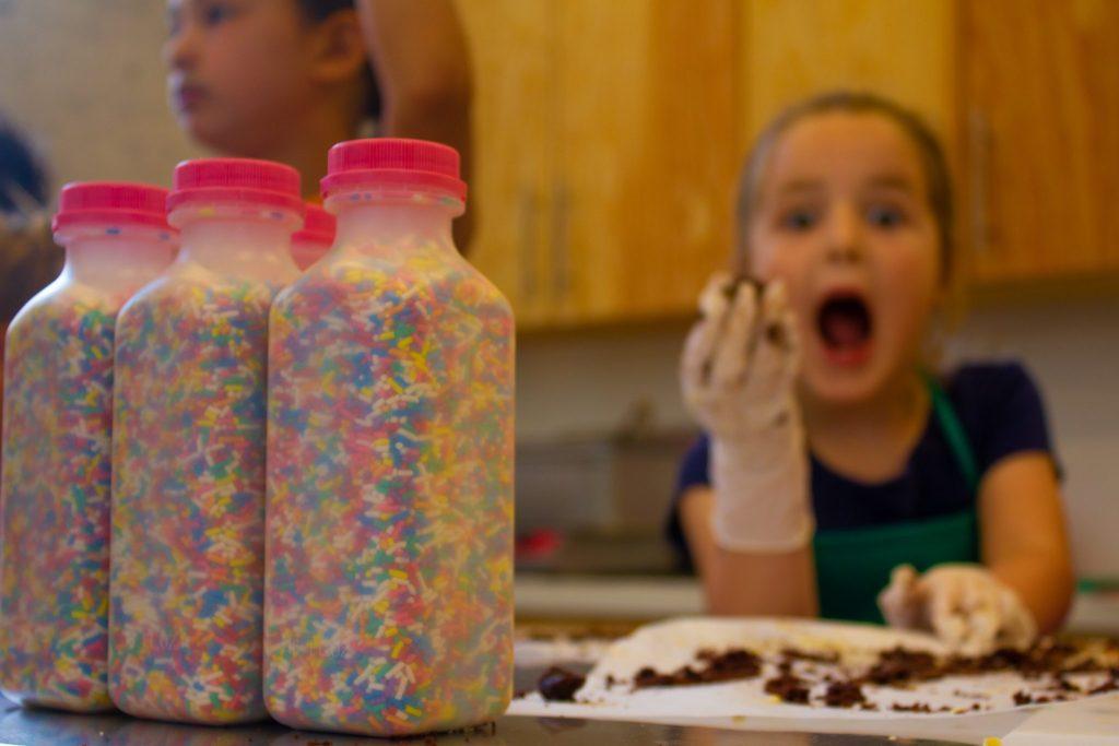 Camp Milk Bar yummy cake truffles