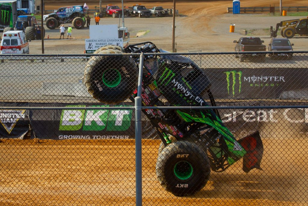 Monster Energy Monster Jam 2019