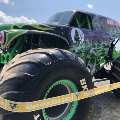 Monster Fun with Monster Jam
