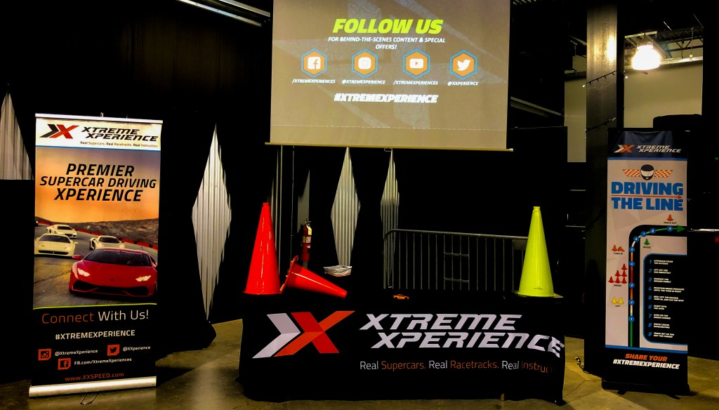 Xtreme Xperience safety brief
