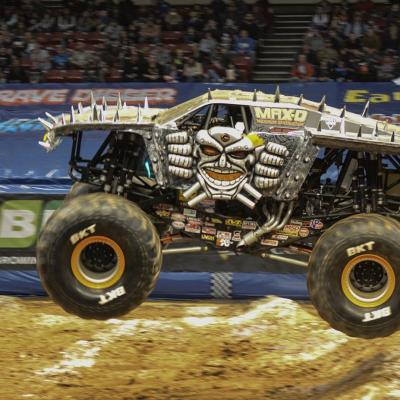 GIVEAWAY: Monster Jam 2019 at Hagerstown Speedway!