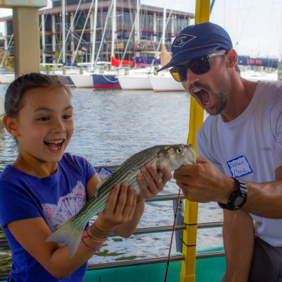 Reel in Fun with Family Fishing Adventures on the Bay