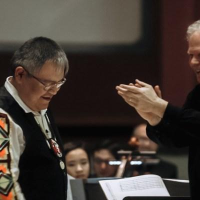 Lakota Music Project with the South Dakota Symphony Chamber Ensemble