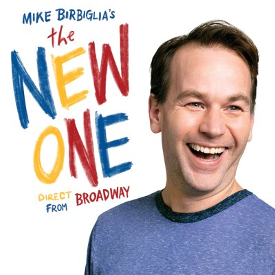 GIVEAWAY: Mike Birbiglia's The New One at The National Theatre