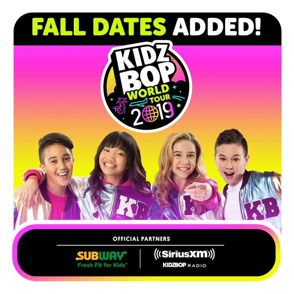 Kidz Bop Singers