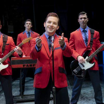 Jersey Boys, the Tony Award-Winning Jukebox Musical, is Bringing Generations Together this Holiday Season