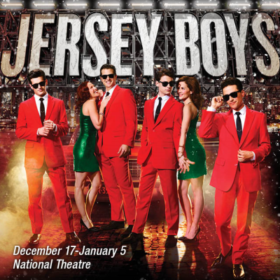 GIVEAWAY: Jersey Boys at National Theatre