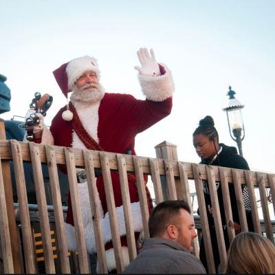 GIVEAWAY: B&O's Magical Holiday Express