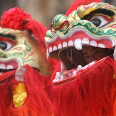 Chinese New Year Family Celebration – American Art Museum
