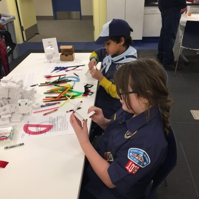 Science Saturday at the National Law Enforcement Museum