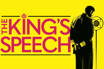The King's Speech is Coming to The National Theatre