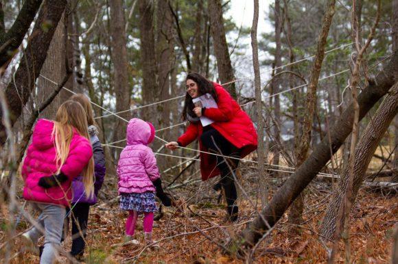 Tinkergarten activity