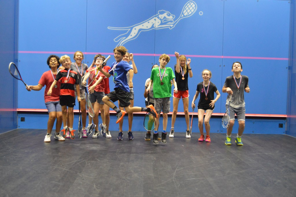 Squash On Fire Camp