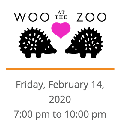 Woo Your Boo at the Zoo this Valentine's Day