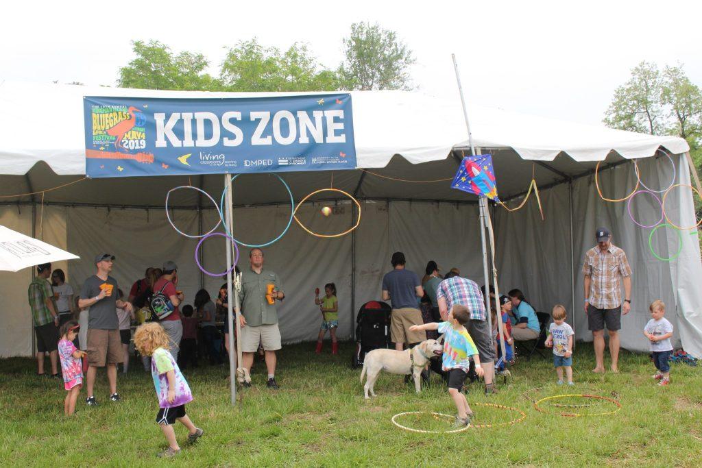 Kids Zone at KIBF