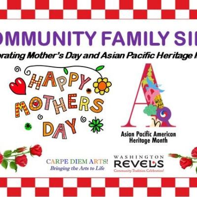 Carpe Diem Arts-Washington Revels Virtual Community Sing
