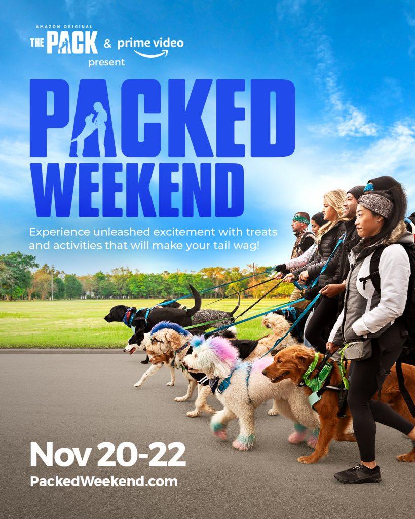 packed weekend