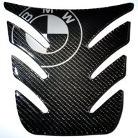 Carbon Fiber Motorcycle Tank Protector Pad for BMW R1200GS Adventure
