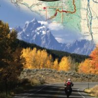Wyoming Motorcycle Map (Butler Motorcycle Maps) Reviews