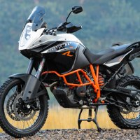 KTM Adventure Motorcycles