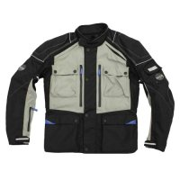 Triumph Adventure Jacket 46 Tan, Black