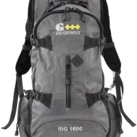 Geigerrig Rig 1600 Pressurized Hydration Pack - Gunmetal