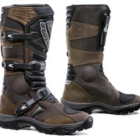 Forma Adventure Off-Road Motorcycle Boots (Brown, Size 14 US/Size 48 Euro)
