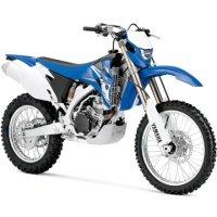 Yamaha 5UM-W003A-00-00 Blue Plastic Kit for Yamaha WR450F