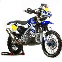 Yamaha WR450F Rally Bike