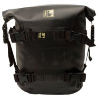 Wolfman Rolie Bag Large Black