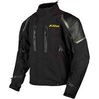 Klim Apex Men's Off-Road Motorcycle Jacket - Black / Large